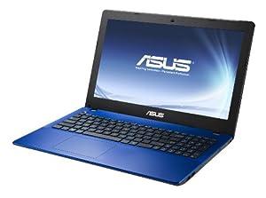 Asus F550LC-XX238H 39,6 cm (15,6 Zoll) Notebook (Intel Core i5 4200U, 1,6GHz, 8GB RAM, 1000GB HDD, NVIDIA GT 720M, DVD, Win 8) blau