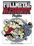 Fullmetal Alchemist Anime Profiles (142150426X) by Arakawa, Hiromu