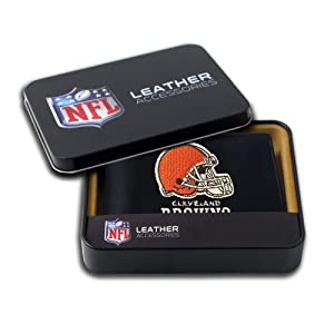 NFL Cleveland Browns Embroidered Billfold by Rico