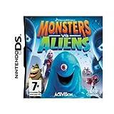 echange, troc Monsters vs. Aliens (Nintendo DS) [import anglais]