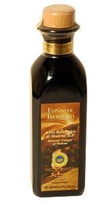 Amazon.com : Fondo di Trebbiano Balsamic Vinegar, Aged 8 Years, 8.45 Ounce : Grocery & Gourmet Food