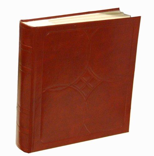 200 Photo Hardbound Faux Leather Album (4x6 Photos)