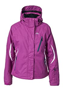 Trespass Women's Alma Ski Jacket - Pansy, XX-Small