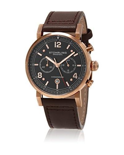 Stührling Original Reloj con movimiento cuarzo japonés Man Aviator 583 42 mm
