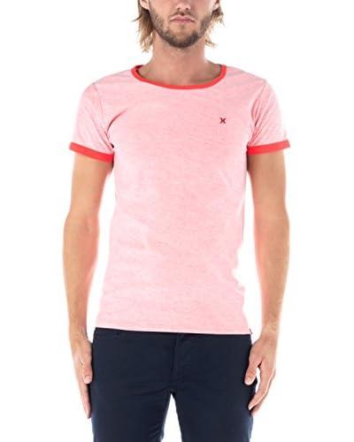 Nike Hurley T-Shirt Harris Knit rosa