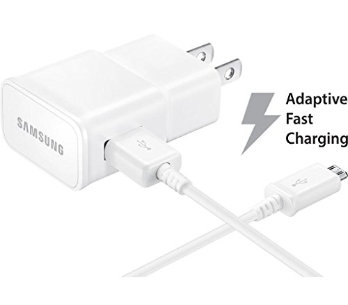 Samsung Cell Phone Combo Pack for Galaxy Note 5/Galaxy S6 Edge - Non-Retail Packaging - White (Samsung Micro Usb Plug compare prices)