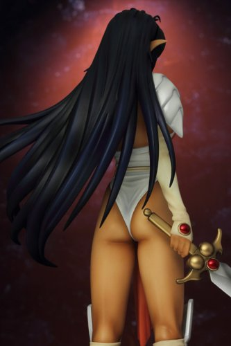 BASTARD!!-暗黒の破壊神- アーシェス・ネイ (1/7スケール PVC塗装済み完成品)