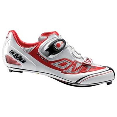 DMT 2010 Prisma Road Cycling Shoes - WhiteRed - DM-PRISMARD-WTRD
