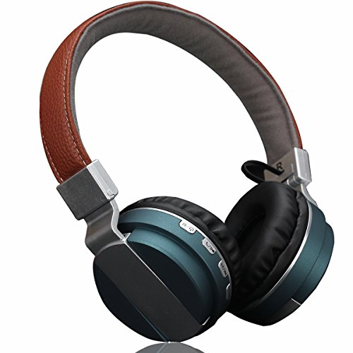Bluetooth-Stereo-HeadsetFoldable-Over-ear-Headphones-Support-SD-CardFM-RadioHandsfree-Call-Working-with-All-35-mm-Music-Device-Ipod-Laptop-Tablet-PC-Smart-Mobile-Phone-blue
