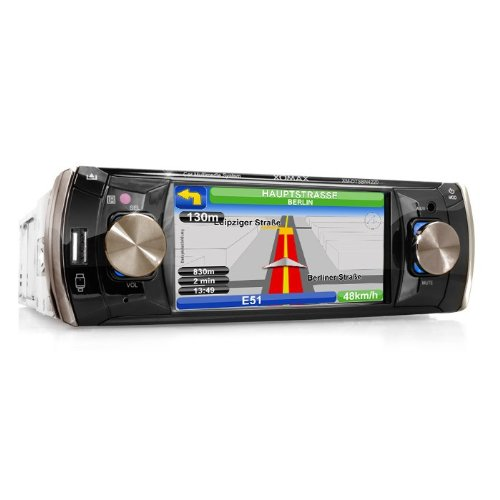 XOMAX XM-DTSBN4220 Naviceiver / Autoradio mit