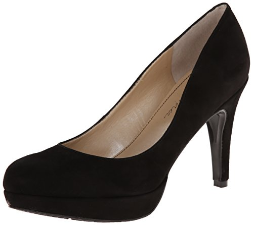 Marc Fisher Women's Sydney Dress Pump,Black Leather,7 M US (Marc Fisher Shoes compare prices)