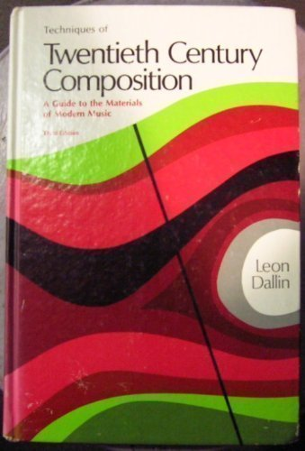modern music composition A practical guide to musical composition presentation  since music is heard consecutively in time, our examination of the structure of a musical.