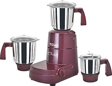 Tosaa Cherio 550W Mixer Grinder