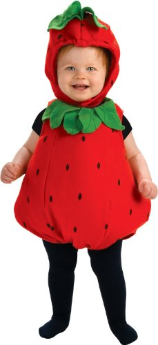 Image - Rubie's Deluxe Baby Berry Cute Costume