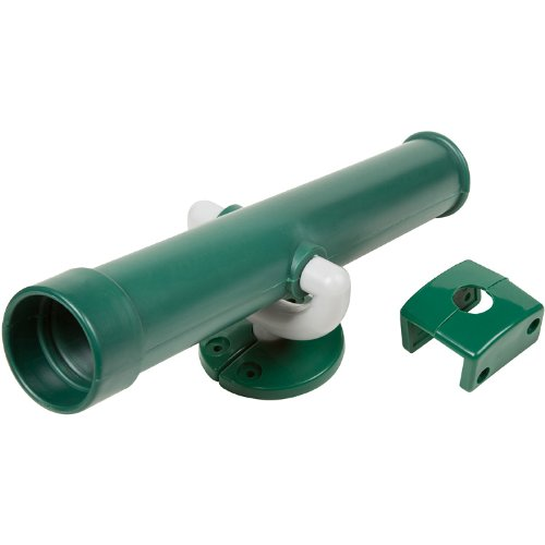 Playground Telescope, Green With Sss Logo Sticker