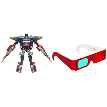 Transformers – 35604 – Dark of the Moon – Limited Edition – Legends Class – Autobot Optimus Prime – ca. 9 cm – mit 3D Brille bestellen