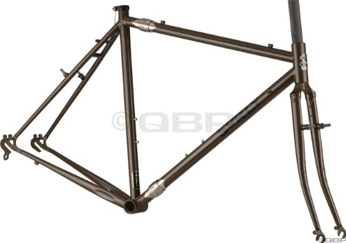 Surly Travelers Check 52cm Frameset Brownlow