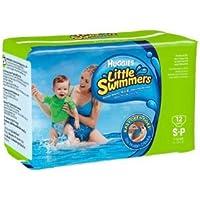 Huggies Little Swimmers Swim Pants Size 3-4 (7-12kg) - 12 Count