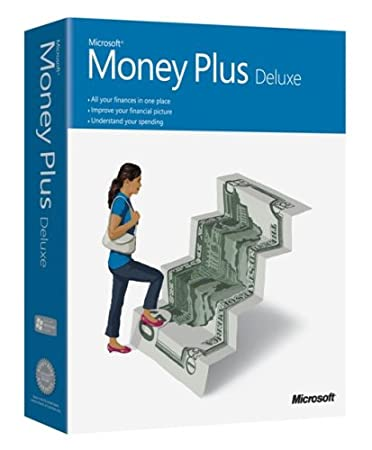 Money Plus Deluxe - Old Version