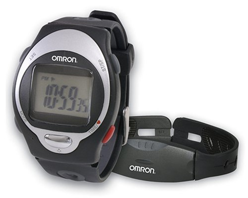 Image of Omron HR-100C Heart Rate Monitor & FREE MINI TOOL BOX (fs) (B0081SEPOU)