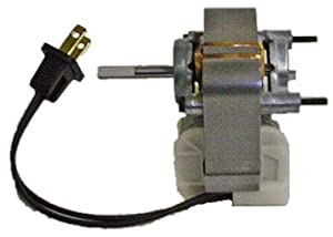 Broan Replacement Vent Fan Motor # 99080166, 1.4 amps, 3000 RPM, 120 volts by nutone Broan