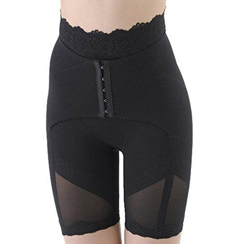 Burvogue Damen Hohe Taille Langes Bein Figurformend Tummy Control Slip kaufen