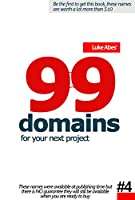 99 domains for your next project Front Cover
