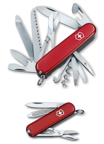 Victorinox Swiss Army Ranger with Classic Pocket Knife