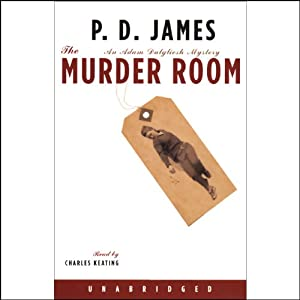 The Murder Room: An Adam Dalgliesh Mystery | [P.D. James]