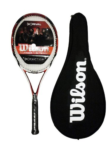 Wilson [K] Rival Tennis Racket L1 RRP £180