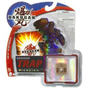 "Piercian (Subterra) - Bakugan Trap New Vestroia Series - "" NOT Randomly Picked"", Sold As Shown In The Picture! (C4O18) - 1"