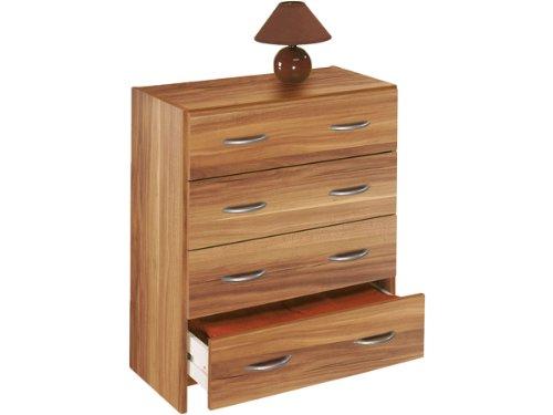 Kommode-Schubladenkommode-Schubladen-Sideboard-Anrichte-Mehrzweckkommode-Henry-Nussbaum