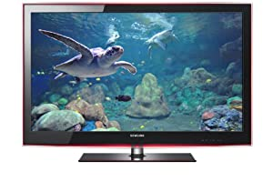 "Samsung UE46B6000 - 46"" Crystal TV LED-backlit LCD TV - widescreen - 1080p (FullHD) - HD ready 1080p - black rose"