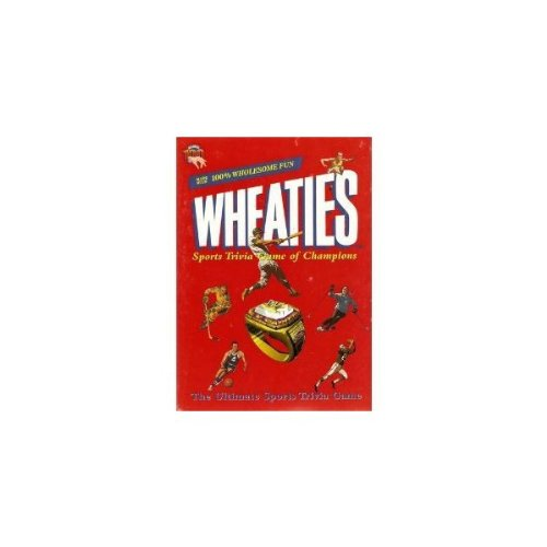Wheaties: Sports Trivia Game of Champions