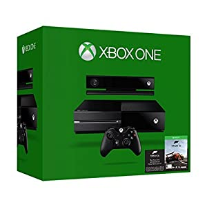 Xbox One 500GB Console with Kinect and Forza Motorsport 5 by Unknown