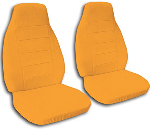 Orange Seat Belts