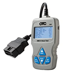 OTC 3109 Trilingual OBD II/EOBD and CAN Scan Tool from OTC