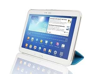 ELTD® Housse de haute qualité pour Samsung Galaxy Note Pro 12.2 Tablette Avec Stand de positionnement support et le sort de veille (Pour Samsung Galaxy Note Pro 12.2, Bleu III)