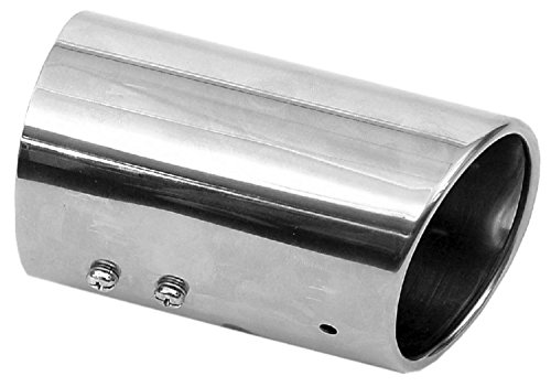 Dynomax 36400 Chrome Tail Pipe (Nissan Murano Exhaust Pipe compare prices)