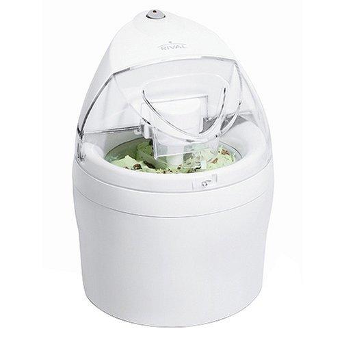 Cuisinart Ice Cream Maker Soft Serve Ice-Cream Maker: Rival Gel Canister Ice Cream Maker - 1 qt.