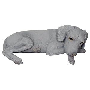 Weimaraner Collectible Dog Figurine Door Topper Gift
