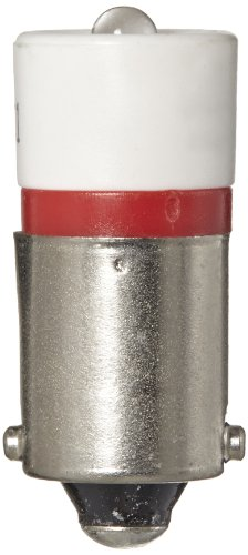 Siemens 52Aed2 Led Lamp, Single Element, Red, 24V