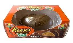 Reese\'s Giant Peanut Butter Easter Egg, 6-Ounce Box