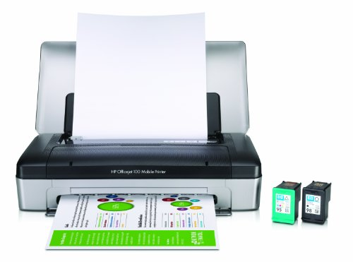 HP Officejet 100 Mobile Printer (Print, Wireless)