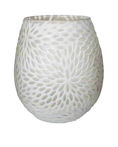 Artistic Milk Bouquet Cut Vase, White