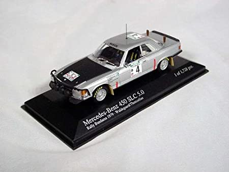 Mercedes-Benz 450 SLC 5.0 1979 No.4