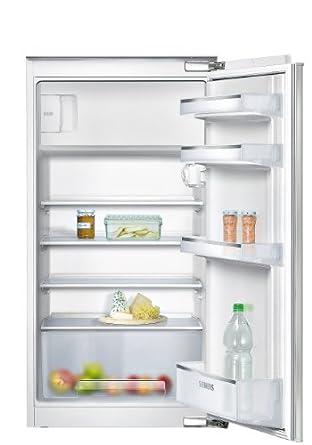 Siemens KI20RV60 réfrigérateur - réfrigérateurs (Intégré, Blanc, A++, Droite, SN, ST, Droit)