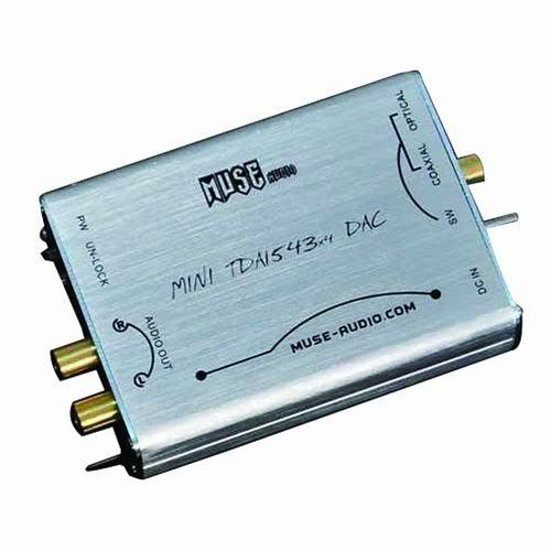 HI-FI Fever DAC DIR9001+ 4X TDA1543 parallel connection NOS