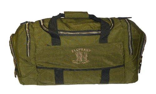 ELEPHANT Sporttasche Reisetasche, oliv, 63 x