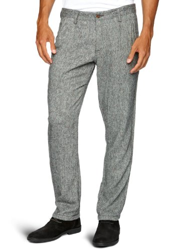 Farah Vintage The Albany Tweed Relaxed Men's Trousers